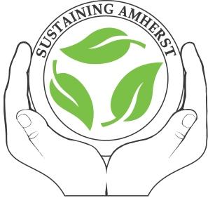 Sustaining Amherst logo