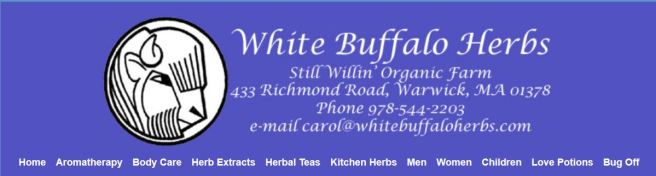 white buff