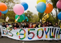 350 in Khazakstan