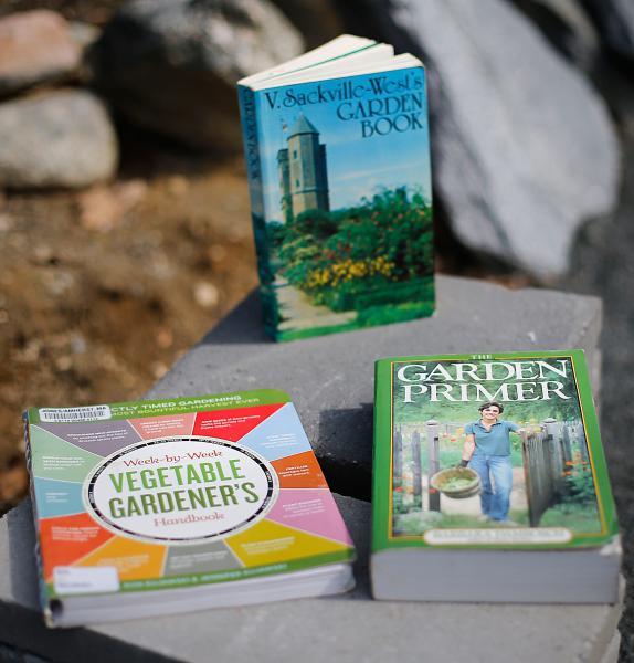 DAN LITTLE Gardening Books