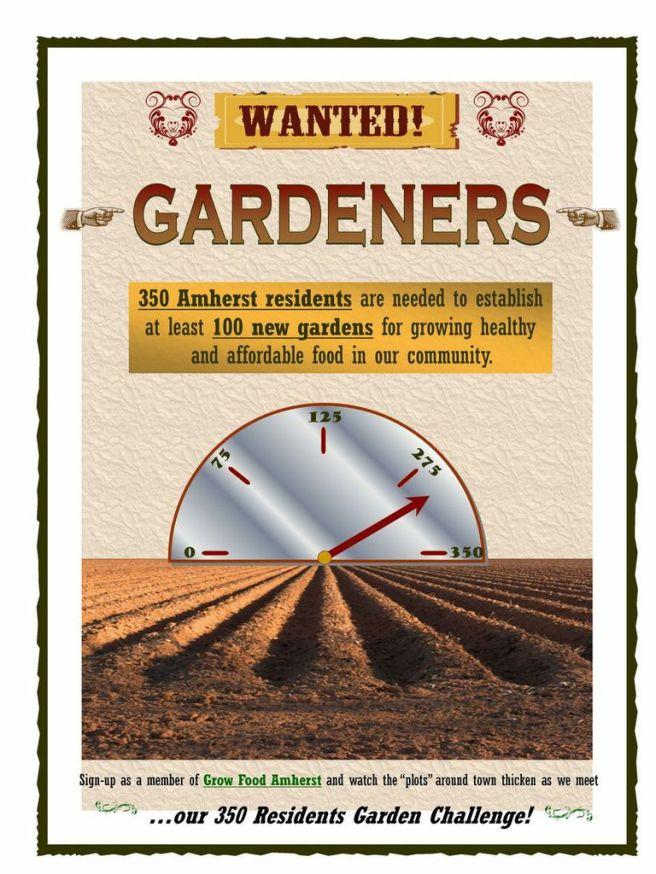 gardeners wanted